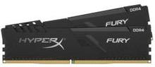 Kingston HyperX Fury 32GB (2-KIT) DDR4 3200MHz CL16 DIMM Black