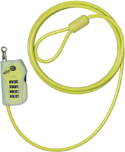 ABUS Combiloop 205 Cable Lock black Standard 2020 Kombinationslås