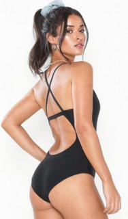 Casall Crossback Swimsuit