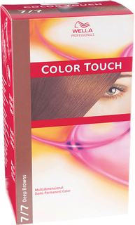 Kjøp Wella Professionals Care Deep Browns Color Touch 7/7, 7/7 Deep Browns Wella Toning Fri frakt