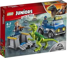 LEGO Raptoren Rettungstransporter (10757)