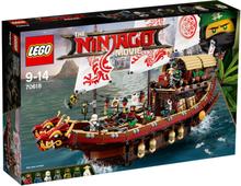The LEGO Ninjago Movie: Ninja-Flugsegler (70618)