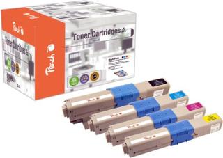 44469803-series Tonerkassett MultiPack Bk/C/M/Y for OKI