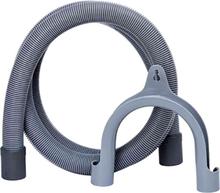 Gelia 30080090-serien Avloppsslang grå