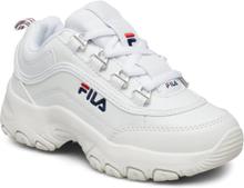 Strada Low Kids Sneakers Skor Vit FILA Footwear
