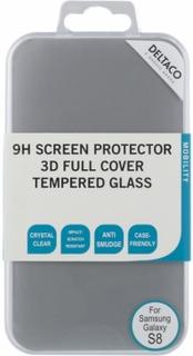 Skärmskydd i härdat glas till Galaxy S8 - 9H Starkt skydd