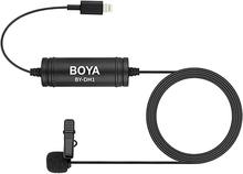 Boya Klipsmikrofon till iPhone/iPad
