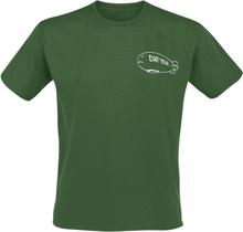Green Day - Bad Blimp -T-skjorte - grønn