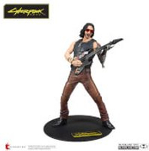 McFarlane Toys Cyberpunk 2077 Johnny 12-Inch Action Figure