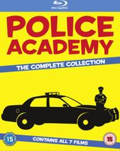 Police Academy (Dümmer als die Polizei erlaubt) - Die komplette Kollektion