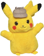 Plush Pikachu 20 cm - Movie -