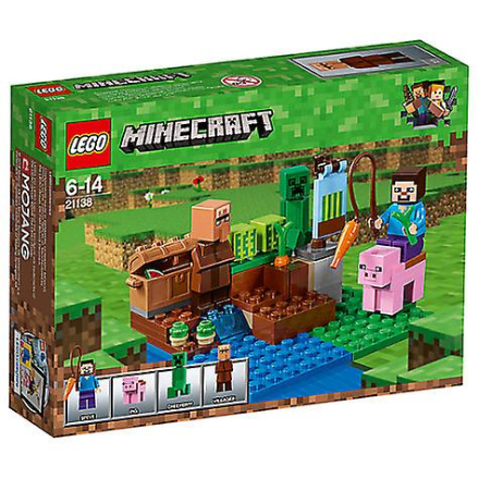 LEGO Minecraft 21138 Melon Farm - Fruugo