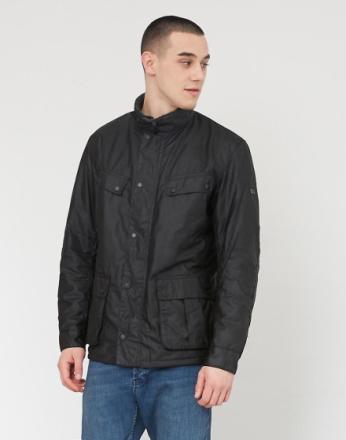 Barbour internasjonale vicomte jakke svart L