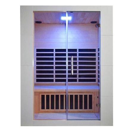 MaXXwell Nimba 2100W infrarød sauna (3 personer)