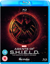 Marvel's Agents Of S.H.I.E.L.D. Season 4 Blu-ray