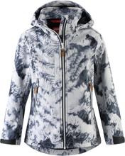 Vandra Softshell Jacket Valkoinen 110