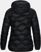 Helium Hooded Jacket Women Fall 2019 Musta M