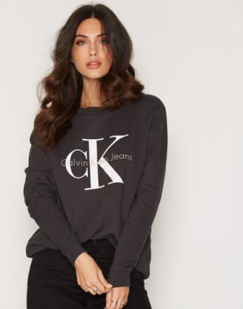 Collegegensere - Meteor Calvin Klein Jeans Crew Neck Hwk