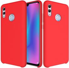Huawei P Smart 2019 Mykt Silikonetui - Rød