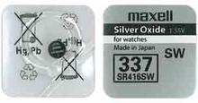 337 / V337 / SR416SW / 280-75 / SB-A5 / LR416 Maxell