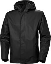 Moss Jacket Musta XL