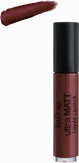 Isadora Ultra Matte Liquid Lipstick Brownie