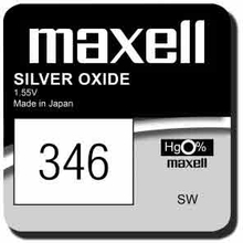 346 / SR712SW / 280-66 / 628 / SB-AH / D346 Maxell