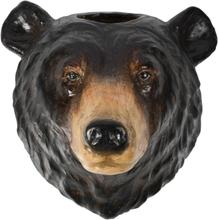 By On väggvas Bear