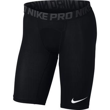 Nike Pro Compression Tights Lang - Sort/Grå/Hvid