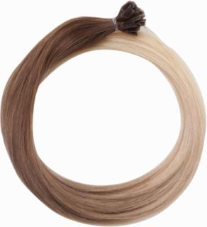 Rapunzel Of Sweden Nail Hair Original Rakt Ombre 50cm