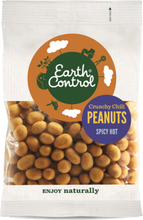 Earth Control Hot Chili Peanuts 210 g