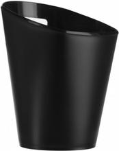 Champagnekylare svart plast Event