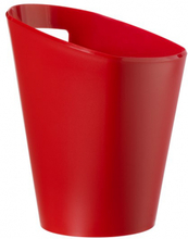 Champagnekylare röd plast Event