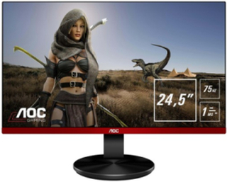 Skærm Gaming G2590VXQ - 1 ms