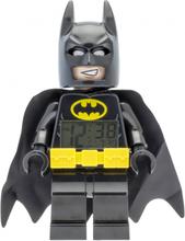 THE LEGO® BATMAN MOVIE Batman™ Minifiguren-Uhr mit Wecker