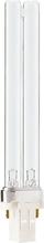 Philips TUV UV-C PL-S 13W GX23 | Desinfiointi - Ultravioletti - 2-nastaa