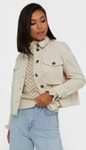 Only onlMARINA Crop Jacket Pnt