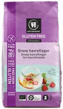 Urtekram Grove Havreflager Glutenfri Øko 600 g