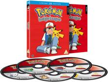 Pokemon Indigo League - Season 1 Box Set