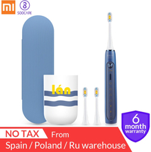 Xiaomi mijia Soocas X3 /X5 Sonic Electric Toothbrush USB Rechargeable Upgraded adult Waterproof Ultrasonic automatic Toothbrush