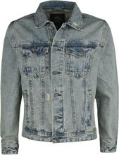 Shine Original - Blue Legacy Slim Fit Denim Jacket -Dongerijakke - lyseblå