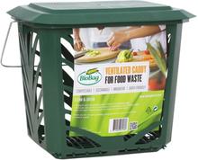 Ventilerande hållare för 8 L BioBag