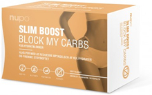 Nupo Slim Boost Block My Carbs 60 stk