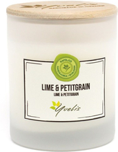 Miljövänligt Doftljus Lime & Petitgrain, Mellan (ca. 180 g)