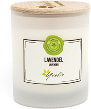 Miljövänligt Doftljus Lavendel, Mellan (ca. 180 g)