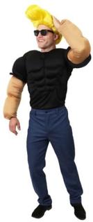 Johnny Bravo Kostume