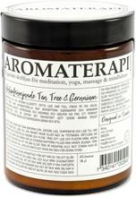 Doftljus Aromaterapi - Tea Tree & Geranium