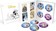 Disney Classics Komplettes Film Limited Edition Box Set 1937-2018