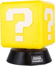 3D-Lampe Fragezeichen-Block