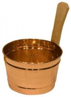 Bastustäva koppar 4 liter